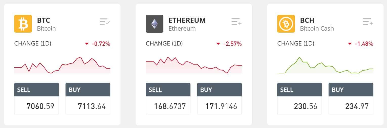 invest in cryptocurrencies eToro
